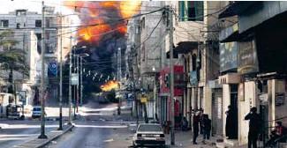 ??  ?? Selon le psychiatre Fadel Ashour, «la population vit dans des conditions traumatiques»