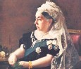 ??  ?? Queen Victoria, the last monarch to be widowed, always wore black thereafter