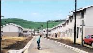 ?? PICTURE: SIYANDA MAYEZA ?? The Cornubia housing scheme north of Durban.