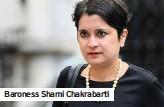 ??  ?? Baroness Shami Chakrabarti