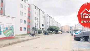 ?? Fotos Luis Alfredo Estévez / La Opinión. ?? Más de 1.000 apartamentos, distribuidos en 17 torres, componen a Ciudad Rodeo, una iniciativa gubernamental para reivindicar a los desplazados de la guerra. /