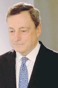 ??  ?? IL RUOLO DI DRAGHI Ho messo io Draghi alla guida della Bce e ha convinto anche la Merkel a introdurre liquidità nei Paesi in difficoltà. Ho detto che sarebbe un ottimo premier non il nostro premier