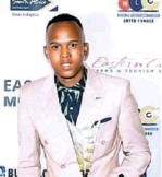 ?? Picture: SUPPLIED ?? INSPIRING OTHERS: Lwethu Roda recently won best gospel artist at the fifth annual Eastern Cape Music Awards (ECMA) held at the Guild Theatre in East London