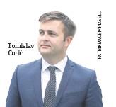 ??  ?? Tomislav Ćorić