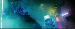 "?? COURTESY OF WARNER BROS. ENTERTAINMENT ?? A scene from ""Godzilla vs. Kong."""