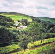 ??  ?? h Victorians called the Cambrian Mountains 'the green desert of Wales'