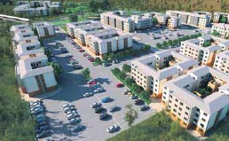 ??  ?? Sixteen mega human settlements projects were implemented, including Esselen Park, Tembisa Ext 25, Leeuwpoort, John Dube Village, Van Dyk Park and Palm Ridge Ext 10