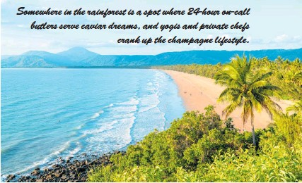 ??  ?? Port Douglas in Queensland is the location for Executive Retreats.