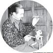 "?? COURTESY OF DISNEY ?? ""Uncle"" Walt Disney often had underlings dancing to his tune."