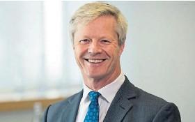 ??  ?? Chris Claydon, chief executive of ECITB