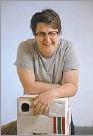 ?? Jae S. Lee/Staff Photographer ?? Dallas artist Shelby David Meier has dabbled in standup comedy.