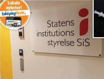 ?? FOTO: MOSTPHOTOS ?? UTREDER. Statens institutionsstyrelse SIS har utrett en händelse som ägde rum på ett LVM-hem i Enköping förra året.