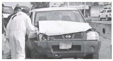 ??  ?? HERIDO David sufrió un trauma de cráneo y diversos golpes, mismos que le causaron la muerte.