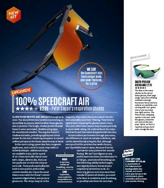 c6155990b7 PressReader - Cycling Plus  2018-08-09 - 100% SPEEDCRAFT AIR