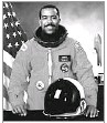 ?? NASA ?? Dr. Bernard Harris Jr. in 1995 became the first black person to walk in space.