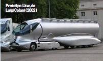 ??  ?? Prototipo Lkw, de Luigi Colani (2002)