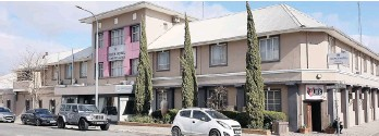 ??  ?? Worcester's attractive Protea Hotel Cumberland, managed by Marriott International, is on offer from Rawson on September 23.