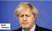 ??  ?? Boris Johnson