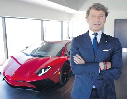 Pressreader Calgary Herald 2015 07 03 Lamborghini In For Long