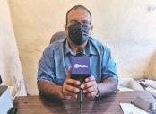 ??  ?? El operativo era para buscar armas y droga, informó Ramiro de León Trejo, coordinador del transporte municipal.