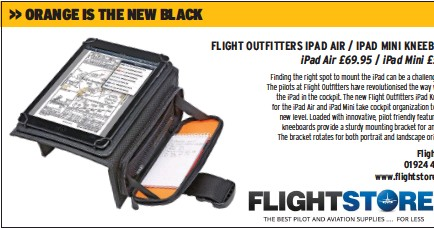5bba27f80c3 FLIGHT OUTFITTERS IPAD AIR   IPAD MINI KNEEBOARD ipad Air £69.95   ipad Mini  £59.95