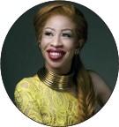 ?? Isithombe: Facebook ?? URefilwe Modiselle ozobonakala engqayini iWhite Gold
