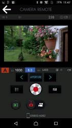 """??  ?? Drahtlossteuerung Die App """"Fujifilm Camera Remote""""erlaubt die Fernbedienung der Kamera mit Livebild am Smartphone und Touchaf (grüner Rahmen). Ebenfalls möglich: der Bildaustausch zwischen Kamera und Smartphone über WLAN oder Bluetooth 4.0 und das Zuordnen vonOrtsdaten zu Bildern (Geotagging)."""