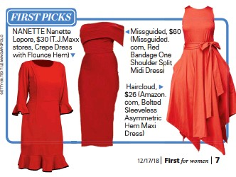 b7a6aa6ee707 ... Red Bandage One Shoulder Split Midi Dress). Haircloud