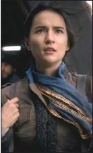 "??  ?? Jessie Mei Li stars in ""Shadow and Bone"""