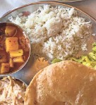 ?? ANURADHA RAJURKAR ?? Vegetarian, home-style Indian fare will be served in a monthly series of drop-in lunches at Amaranth Bakery & Cafe, 3329 W. Lisbon Ave.