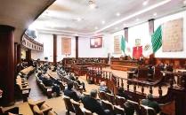 ??  ?? El acceso al Palacio Legislativo fue restringido.