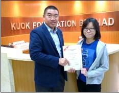 Pressreader The Borneo Post 2017 03 09 Kuok Foundation Announces Annual Scholarships To Deserving Undergrads