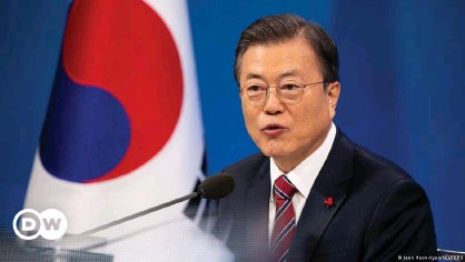??  ?? President Moon Jae-in will not be attending Friday's opening ceremony