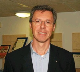 ??  ?? Christophe Nuss, le directeur du Conservatoire.