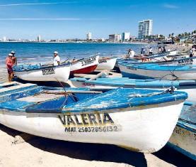 Afecta viento a pescadores de Playa Norte - PressReader