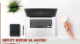 PressReader - SA Jagter Hunter: 2018-12-01 - DEPUTY EDITOR SA JAGTER ...