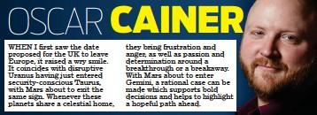 PressReader - Daily Mail: 2019-03-29 - OSCAR CAINER