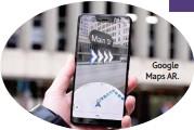 ??  ?? Google Maps AR.
