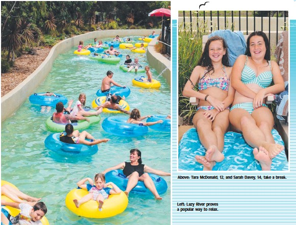 Pressreader Geelong Advertiser 2015 01 21 Adventure Park