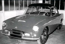 ??  ?? UMAP was designed by Gessalin on 2CV underpinnings, and Chappe produced the moulds