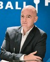 ??  ?? Offenbar kompromissbereit: Fifa-Boss Gianni Infantino. F: dpa