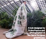 ??  ?? A look designed by Polina Popova and