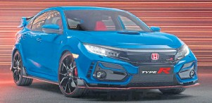 ??  ?? The Honda Civic Type R, left, is fast and handles tricky conditions well – perfect for spring driving, while the Mercedes-AMG A45 S gains traction due to its four-wheel drive