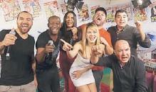 PressReader - La Cuarta: 2017-06-22 - SANDRO CHILENO DESPEINÓ A LA ...