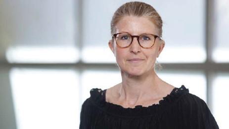 ?? FOTO: UPPLANDS VÄSBY KOMMUN ?? ( MP). Maria Tuvesson, gruppledare för Miljöpartiet i Väsby, vill få fart på miljö- och klimatarbetet i kommunen.