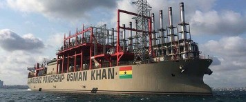 ?? ?? KARPOWERSHIP has faced numerous challenges since the South African government in March granted it the biggest share of a 2 000 megawatt emergency power tender to provide the cheapest and quickest option for electricity.. | Supplied
