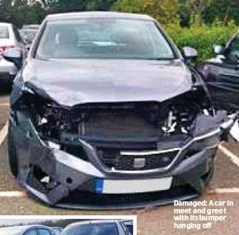 Pressreader Daily Mail 2017 08 19 Revealed Cars Pranged And
