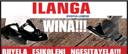 Pressreader Ilanga 2019 01 14 Buka Mahhala Owosuthu Ne Chiefs