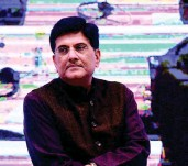 ??  ?? Piyush Goyal, Union Minister of State Power, Coal, New and Renewable Engery and Mines
