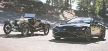 ?? ASTON MARTIN ?? Only three copies of the A3 Vantage will be built